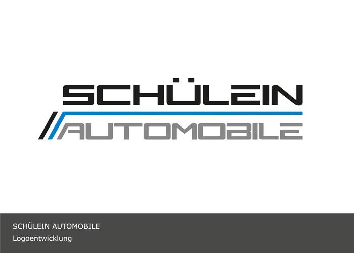 Logogestaltung Schülein Automobile