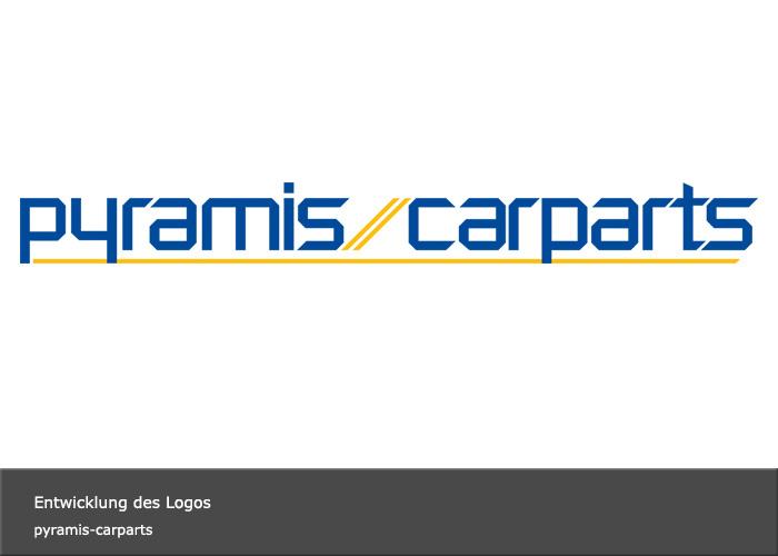 Logoerstellung pyramis-carparts